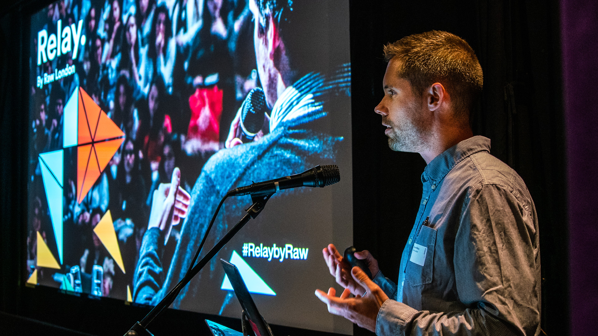 Relay by Raw London Charity Networking Events